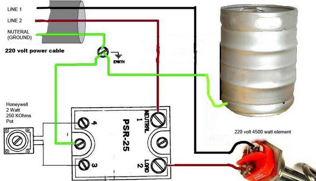 110 volt 3 way switch wiring diagram