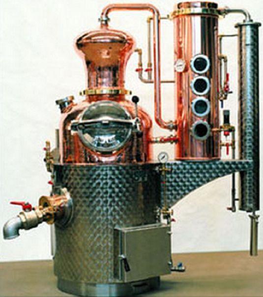 Аппарат для производства крепких напитков в домашних условиях