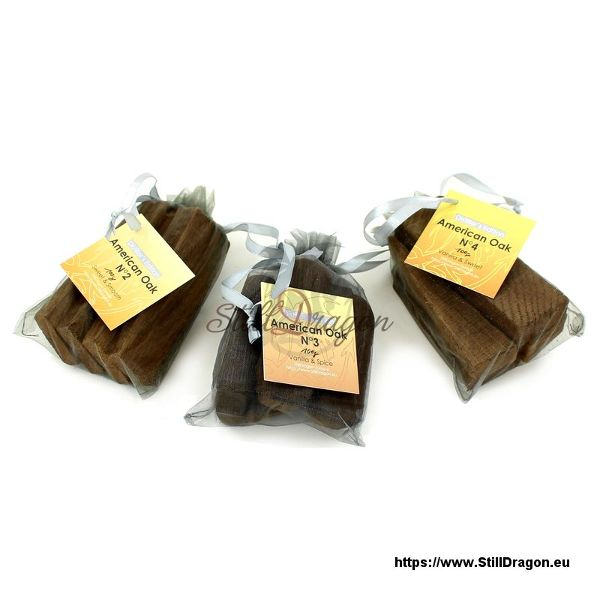 American Oak Trial Pack of 3